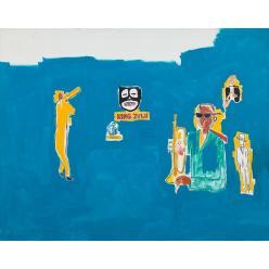 Выставка Жан-Мишеля Баскии откроется в Лондоне