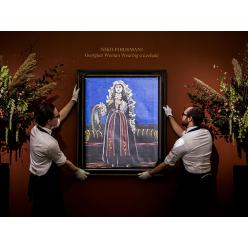 Картина грузинского художника Нико Пиросмани ушла с молотка на аукционе в Лондоне за $2,84 млн