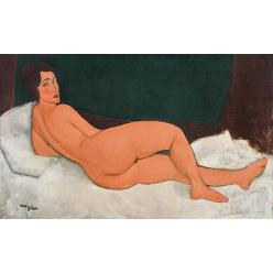 Картина Модильяни «Лежащая обнаженная» выставлена на торги с оценочной стоимостью в $150 млн.