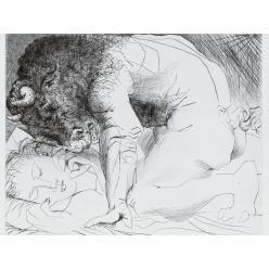 Гравюры Пикассо выставлены на торги