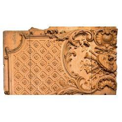 В Великобритании в музее выставлена деревянная панель с Титаника