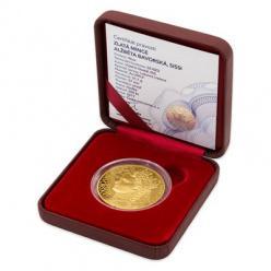 На новой чешской монете представлена императрица Елизавета Баварская
