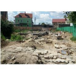 В Каменец-Подольском активно начались археологические раскопки