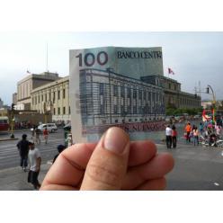 В Перу анонсирован выпуск серии памятных банкнот