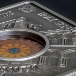 В Нидерландах отчеканили монету в честь Храма Гроба Господня