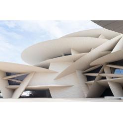 В Катаре открыли Национальный музей «Роза пустыни»