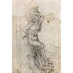 На аукцион выставили рисунок Леонардо да Винчи