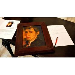 Одесский художественный музей пополнился уникальной картиной