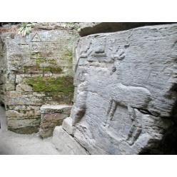 На Винничине найден древний рисунок