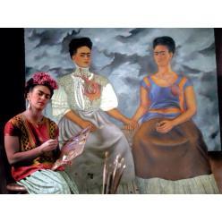 В Лондонском музее откроется коллекция личных вещей Фриды Кало