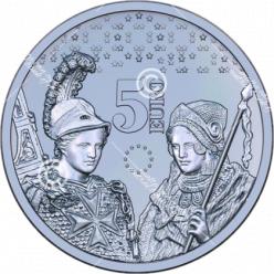 Мальта відзначила річницю введення євро випуском нових монет