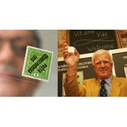 Умер известный филателист Людвик Питличек, владелецсамой большой коллекции почтовых марок в Чехии