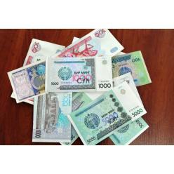 В Узбекистане мелкие купюры могут заменить монетами