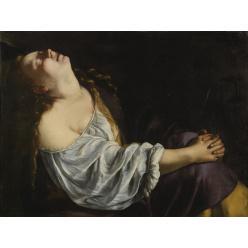 Прежде неизвестный автопортрет Артемизии Джентилески продан на торгах в Париже за € 2 млн 310 тыс.
