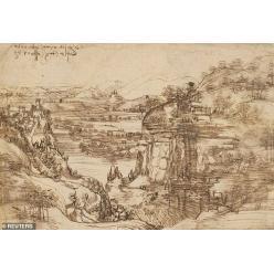 Итальянские искусствоведы раскрыли одну из загадок Леонардо да Винчи