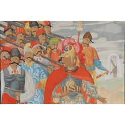 В Национальном музее Украины откроется выставка, посвященная «Енеиде» Котляревского