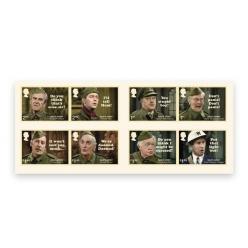 Королевская почта отметила юбилей фильма «Папашина армия»