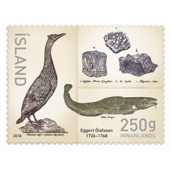 250-летие известного соотечественника отметила Почта Эстонии