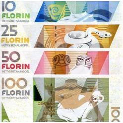 Банкноты новой серии будут выпущены на Карибах