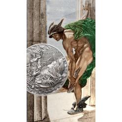 Компания NumisCollect представила третью коллекционную монету серии «Мифология»
