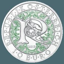 В Австрии выпустят монету «Архангел Рафаил — ангел исцеления»