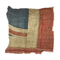 Фрагмент флага из Трафальгарского сражения выставлен на аукцион