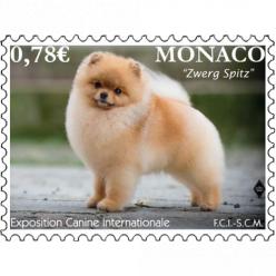 В Монако выпустили одну из самых милых марок современности
