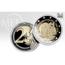 В Італії викарбувано пам'ятну монету до ювілею охорони здоров'я країни