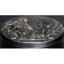 В Нидерландах представили очередную монету серии «Боги мира»