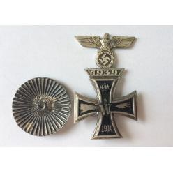 На таможенном контроле был изъят нацистский старинный орден