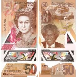 На Карибах анонсований випуск банкнот нової серії