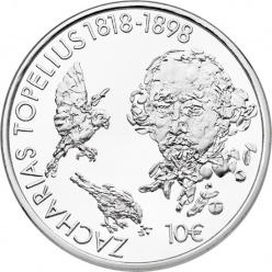 У Фінляндії випустять монету на честь знаменитого письменника
