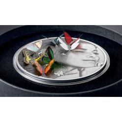 Скоро поступят в продажу 3D монеты Палау