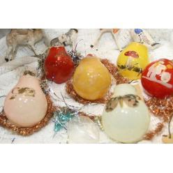 Выставки старинных новогодних игрушек открылись в Одессе