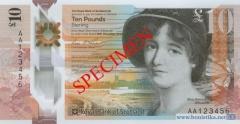 В Шотландии выпустят полимерную банкноту