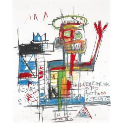 Работы Жана-Мишеля Баскии выставлены на торги Sotheby's