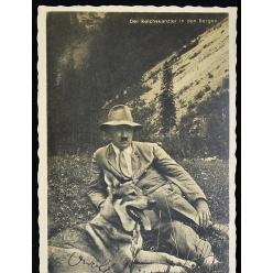В Великобритании редкая открытка с автографом Гитлера попала на аукцион