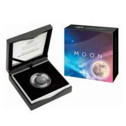 В Австралии отчеканена монета, посвященная небесному спутнику - Луне