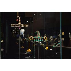 На выставке в Венеции похищены драгоценности королевской семьи Катара