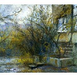 В Киеве стартовала выставка поздних работ Татьяны Яблонской