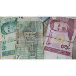 В Таджикистане мелкие банкноты заменят монетами