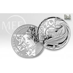В Италии появилась монета, посвященная художественному стилю барокко
