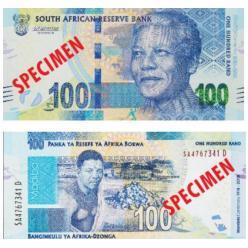 В Южной Африке выпустят серию банкнот в честь Нельсона Манделы