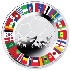 В Польше отчеканена монета в честь футбола