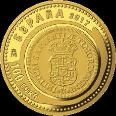 В Испании появятся памятные монеты «Дом Бурбона»