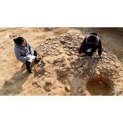 На северо-востоке Китая обнаружено зернохранилище возрастом 800 лет