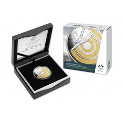 В Австралии выпущена памятная монета в честь Олимпийских Игр