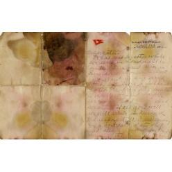 Письмо пассажира «Титаника» выставят на аукционе