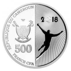 Монета, посвященная футболу, отчеканена в Чехии
