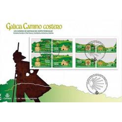 «Маршруты Испании» теперь запечатлены на марках